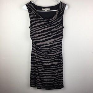 LOFT Zebra Dress